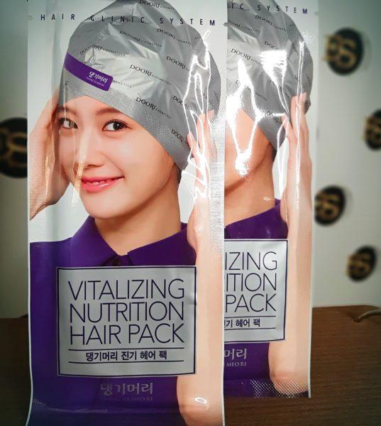 Daeng Gi Meo Ri Vitalixing Nutrition Hair Pack