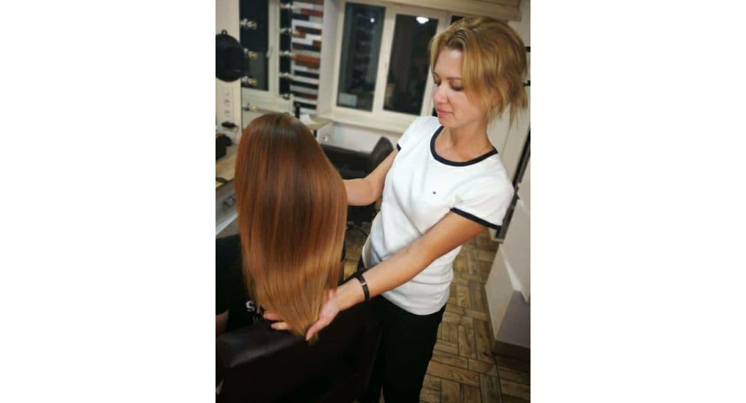 восстановление волос, лечение волос