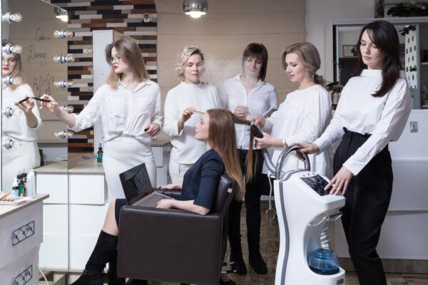 обучение восстановление волос, онлайн курс кератинового выпрямления, онлвйн курс трихологии, парикмахерские курсы