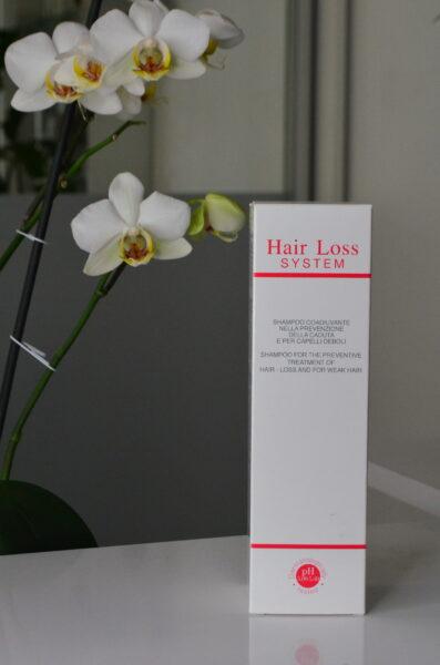 Фитоэссенциальный укрепляющий шампунь Hair Loss System (250 мл)