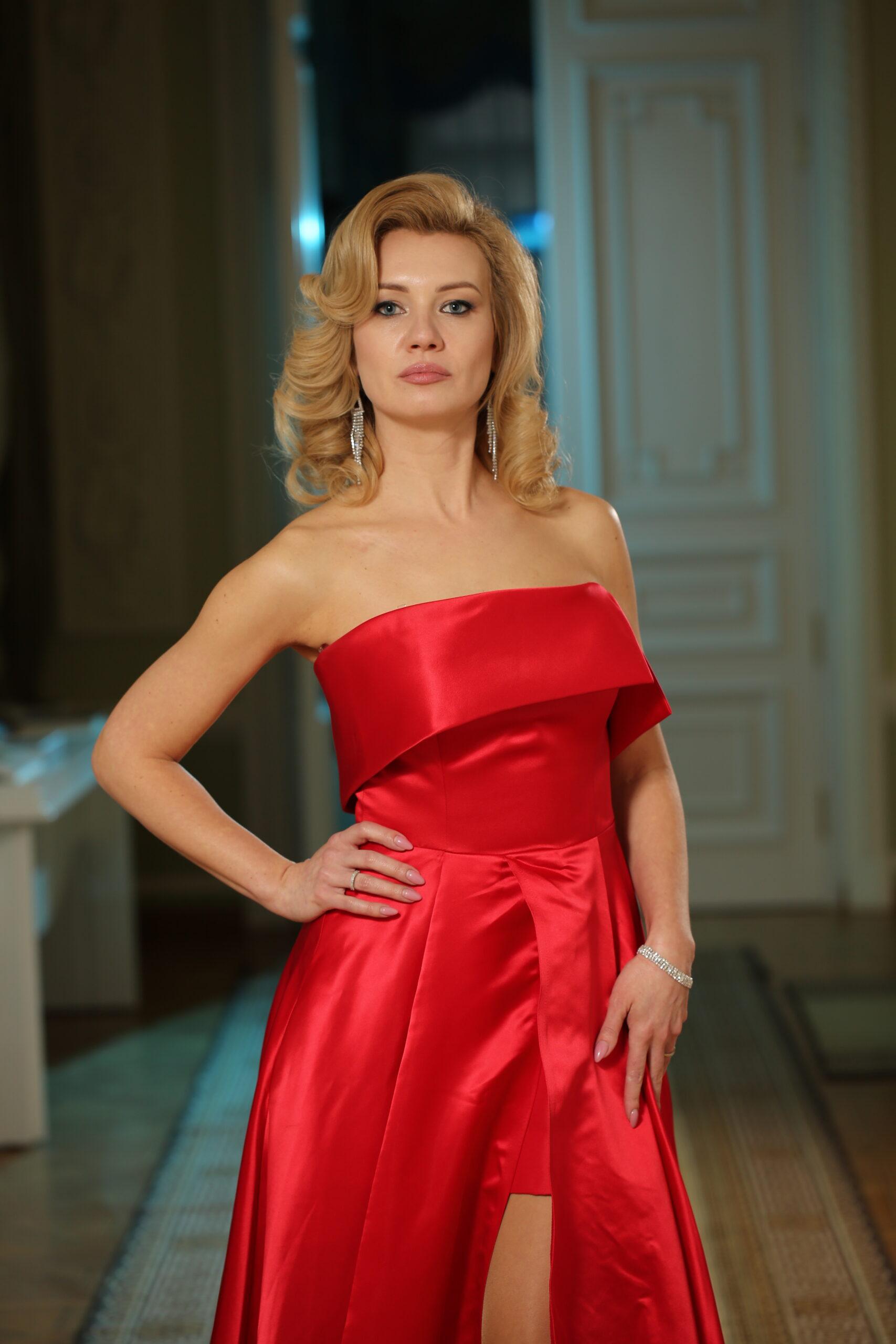 Елена Сидорова.  MS. UKRAINE WORLD INTERNATIONAL-2021