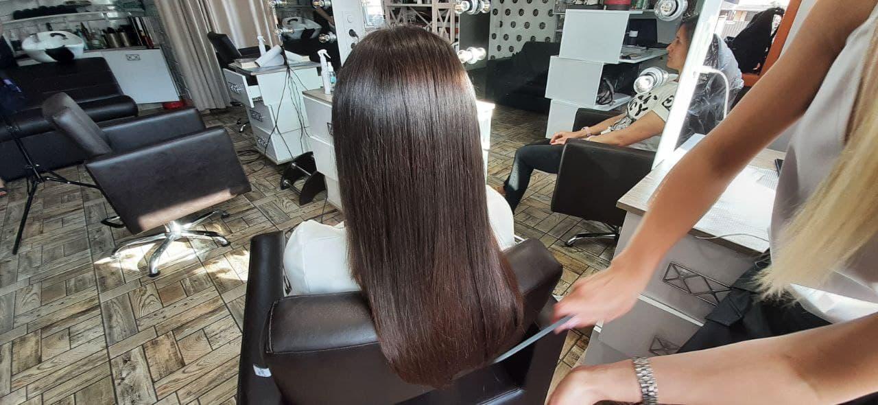 реконструкция волос, восстановление волос, школа восстановления волос, керапластика волос