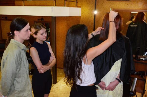 аренда лекционного зала, коворкинг, аренда парикмахерского места, школа восстановления волос