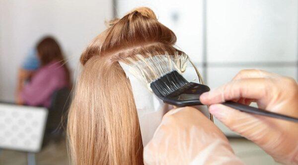 окрашивание, аиртач, техника окрашивание, школа восстановления волос, окрашивание волос, омбре, балаяж студия красоты ES