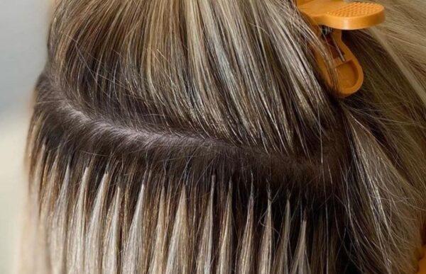 наращивание волос, мастер по наращиванию волос, школа восстановления волос, наращивание волос киев, салон красоты ES Украина